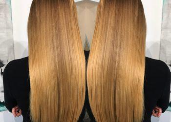 DIUK Atelier - botox na włosy, zabieg regenerująco- odbudowujący strukturę / botox for hair, regenerating and rebuilding hair structure