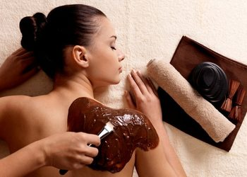 MOONLIGHT SPA - choco peeling & massage