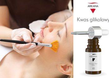 """Salon """"EVITA"""" - peelingi dermokosmetyczne z kwasmi (migdałowy, pirogronowy, salicylowy, glikolowy)"""