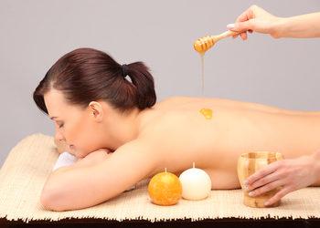 Zdrowy Masaż hotel Falko - masaż miodowe nawilżenie 60 minut
