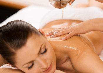 Zdrowy Masaż hotel Falko - masaż świecą 60 minut