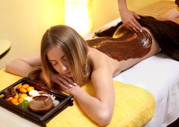 Zdrowy Masaż hotel Falko - masaż czekoladowe uniesienie 60 minut