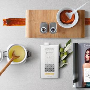 Kuchnia Fryzjera ECO SALON - Koloryzacja + Refleksy + Strzyżenie+Modelowanie + Pielęgnacja