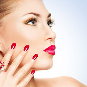 Manicure y pestaas