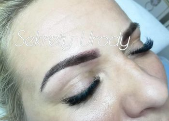 Salon Kosmetyczny Sekrety Urody - 2 makijaż permanentny brwi cień bez korekty