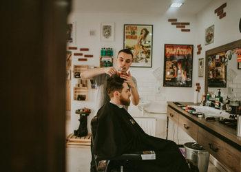Pan Brzytwa Barber Shop Łukowa 7